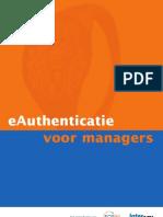 eAuthenticatie Voor Managers Highres