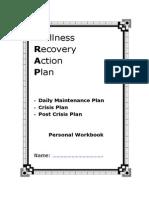 Wellness Recovery Action Plan_WorkBook -TRADUCIR FULL