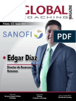 Global Coaching Magazine Vol. 11, Junio 2013