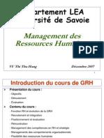 Gestion Des Ressources Humaines 1