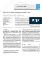 2009_Kinetics of Cu2O Electrocrystallization Under Magnetic Fields