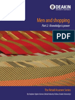 Men and Shopping
