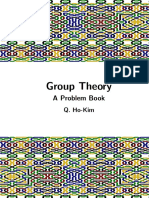 Q. HO-KIM--Group Theory