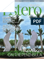 Estero Lifestyle Magazine March 2014 Issue