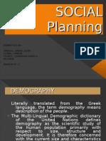 SOCIAL Planning