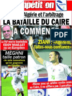 Edition du 13 octobre 2009