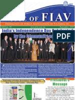 Fiav Newsletter Sep 2009
