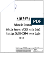 Lenovo G450 Compal KIWA5 LA-5081P