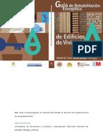 Guia de Rehabilitacion Energetica de Edificios de Viviendas Fenercom