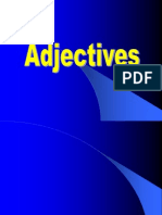 Adjective Power Point 2012