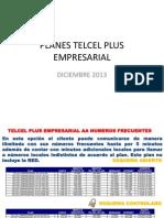 Planes Telcel Plus Empresarial
