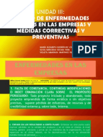 Diapositivas Unidad III Enfermedades de Las Empresas2