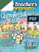 The teacher's magazine January  2014