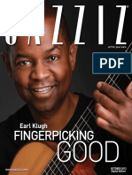 Jazziz -Earl Klugh