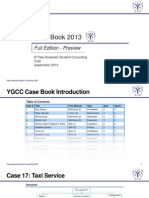2013 YGCC Case Book Preview