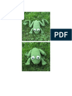 Ain't He Cute My Bullfrog