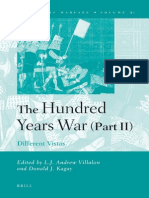 (History of Warfare 51) L. J. Andrew Villalon, Donald J. Kagay-The Hundred Years War (Part II)_ Different Vistas-Brill Academic Publishers (2008)