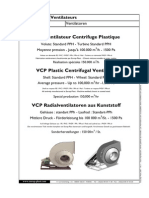 Catalogue VCP