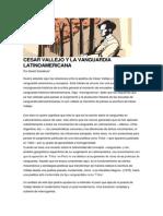 Cesar Vallejo y La Vanguardia Latinoamericana