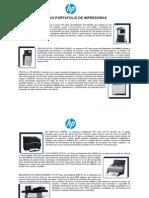 Nuevas impresoras multifuncionales HP para Perú