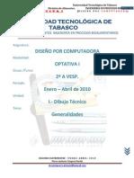Cartilla Historia e Instrumentos Del Dibujo