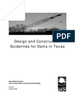 TCEQ Design and Construction of Dams