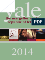 The Margellos World Republic of Letters from Yale University Press