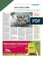Artigo Pilar Cheda El Progreso- Vai de Cocho