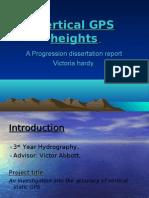 Vertical GPS Heights