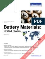 Battery Materials