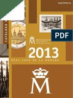 Catálogo de Tienda 2013
