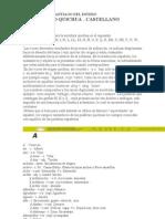 Diccionariol Quichua de Santiago Del Estero