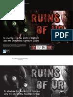 World of Darkness - SAS - Ruins of Ur