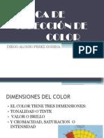Tecnica De seleccion de color