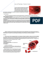 Anatomy and Physiology of Blood and Cardiovascular System