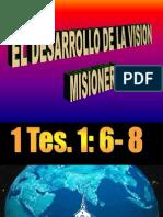 Visión misionera