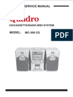 MC-300 CD - Service Manual