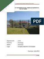 Informe Topografico Parte de Andeer