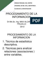 Procesamiento de La Informacion 11