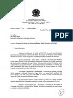 2 Resposta_do_MEC_Of.nº 43_ao_para_Adesão_ao_ProEMI_