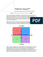 Test político