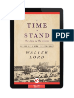 An excerpt from Walter Lord's A Time to Stand