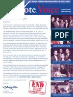 DC Vote Winter 07 Newsletter