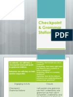 checkpoint  grammar stations