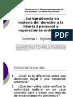 CORTE IDH - Libertad e Integridad Personal_Romina I Siejniesky_Curso HFZ_2013
