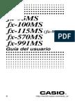Casio FX570MS Es
