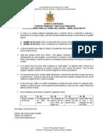 Instrucciones Para La Tarea de Recursos Humanos Abril 2013
