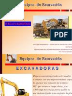 Equipos de Excavacion