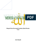 Biografi Dan Karomah Syuhada Jihad Bosnia v20