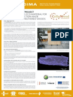 Second Poster for EU CELLUWOOD Project